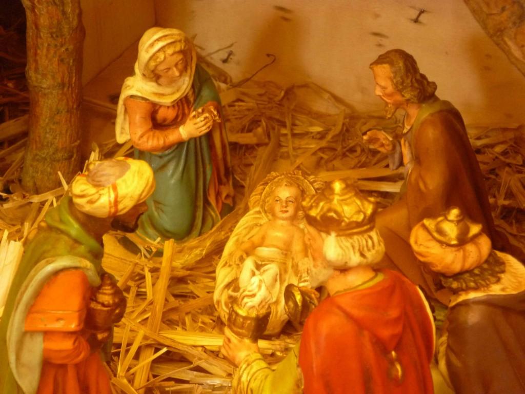 spirituelle Weihnachtsbazar